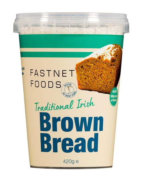 Traditional Irish Brown Bread