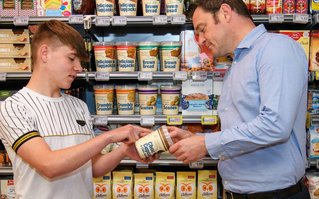 Fastnet foods baking mixes catch the Covid cooking wave