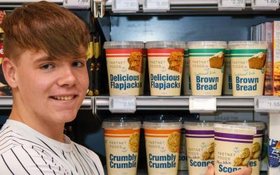 West Cork teen launches food empire